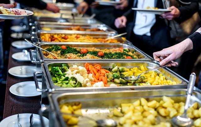 Завтрак шведский стол включен в стоимость