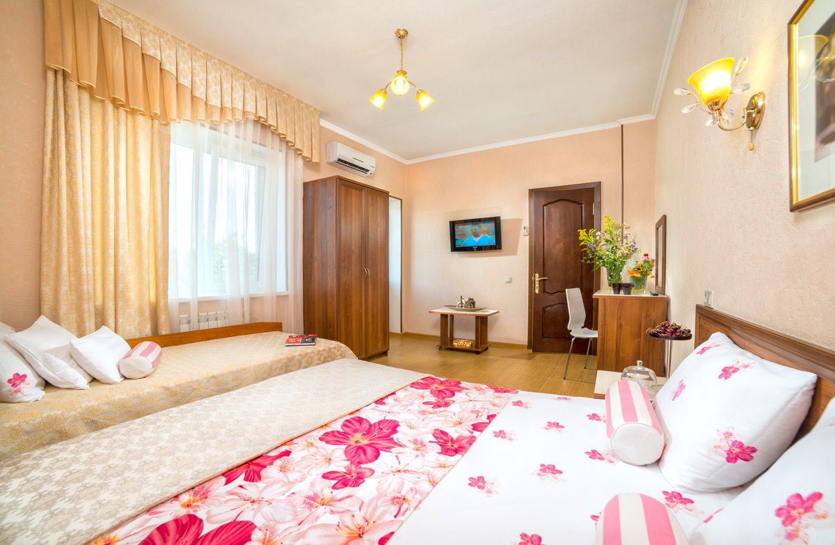 Гостиница «М+», 2-х комнатный «Стандарт»