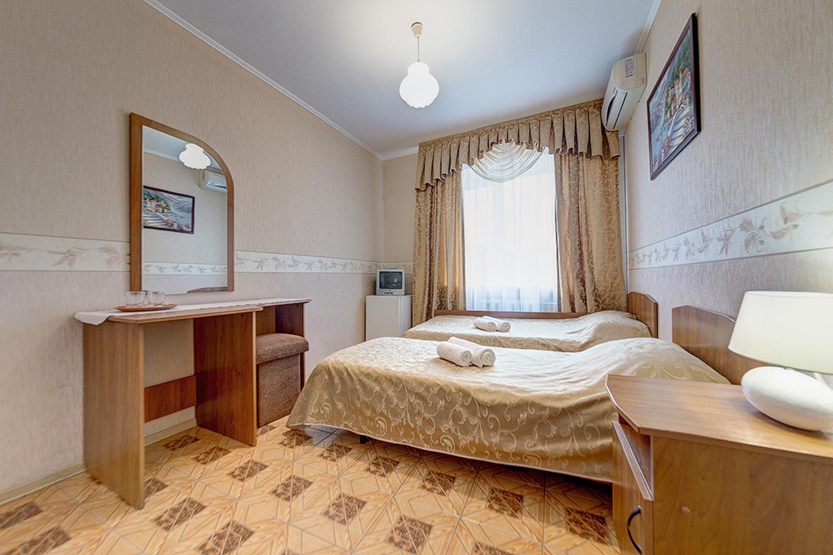 Гостиница «Павел», 1-й корпус, 1-комнатный «Стандарт»