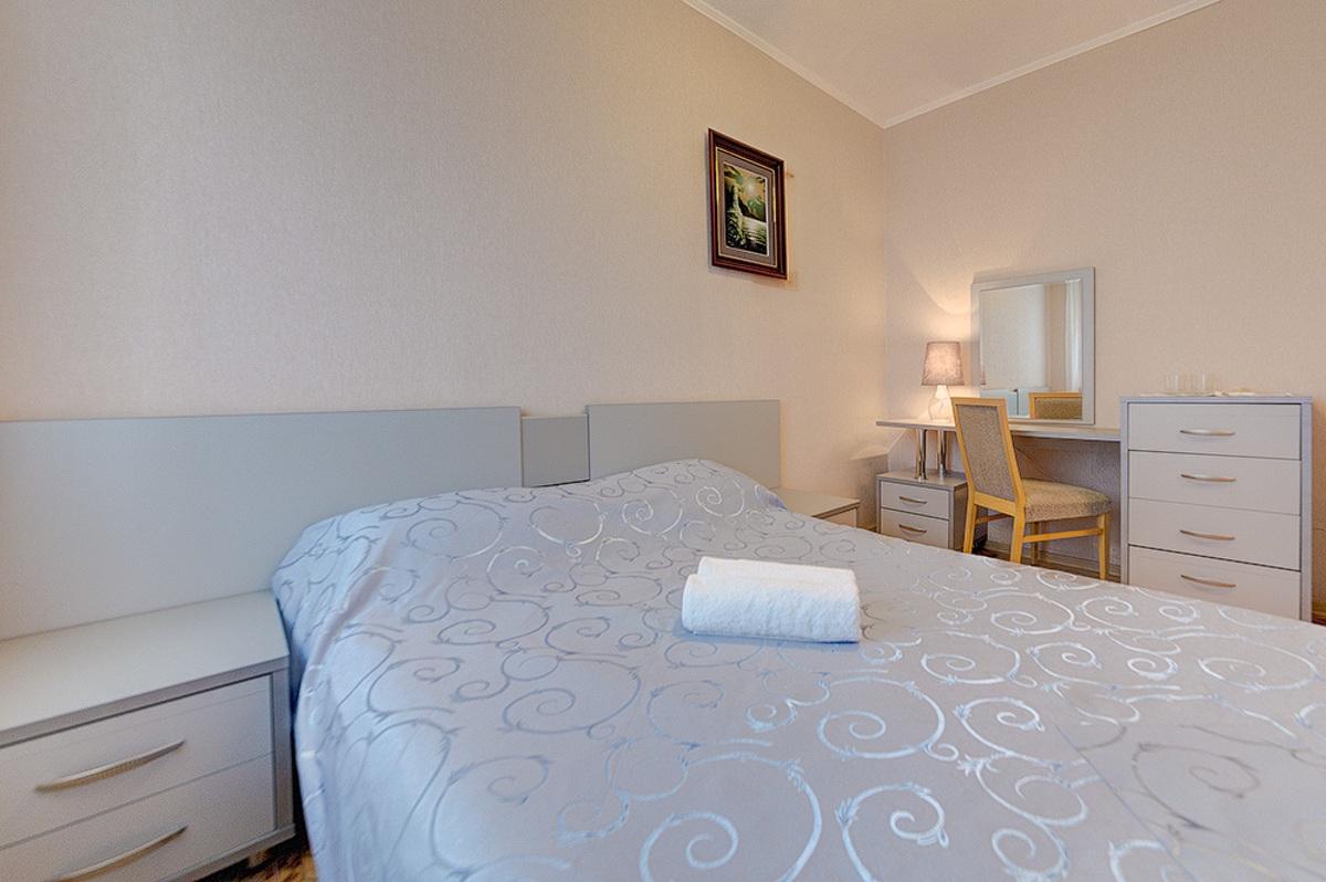 Гостиница «Павел», 1-й корпус, 2-х комнатный «Стандарт»